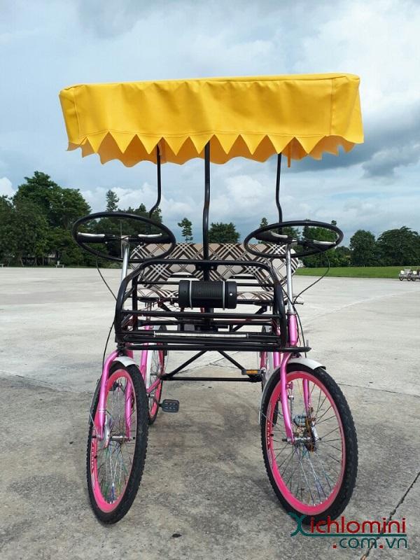 xe đạp 4 bánh cao cấp