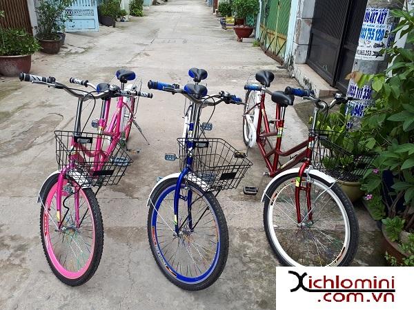 xe đạp đôi người lớn