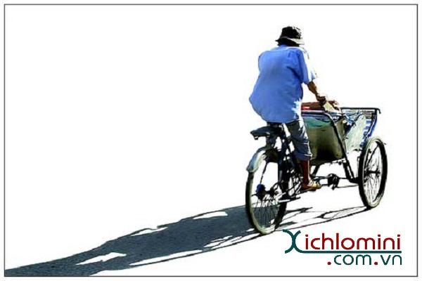 Chuyện người đàn ông đạp xích lô nghèo vào chân tình người Sài Gòn